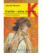 Falltür - bitte klopfen (Eredeti cím: No Blonde Is An Island)