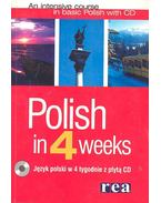 Polish in 4 weeks (with CD)