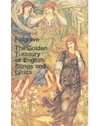 The Golden Treasury of English Songs and Lyrics