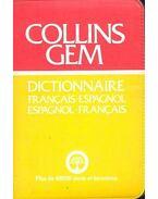 Dictionnaire Francais-Espagnol, Espagnol-Francais