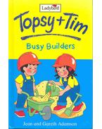 Topsy+Tim - Busy Builders