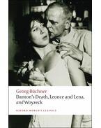 Danton's Death, Leonce and Lena, Woyzeck