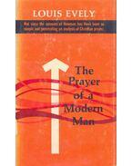The Prayer of a Modern Man