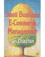 Small Business E-Commerce Management