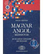 Magyar Angol kéziszótár (CD-ROM nélkül)