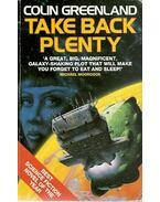 Take Back Plenty