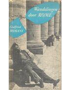 Wandelingen door Rome