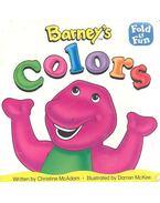 Barney's Colors