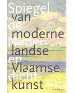 Spiegel van de moderne Nederlandse en Vlaamse dichtkunst