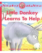 Little Donkey Learns to Help