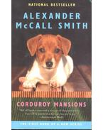 Corduroy Mansions - McCall Smith, Alexander