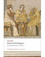 Selected Dialogues