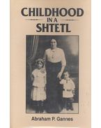 Childhood in a shtetl