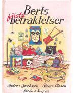 Berts första betraktelser