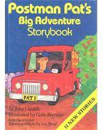 Postman Pat's Big Adventure Storybook