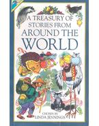 A Treasury of Stories from Around the World - Linda Jennings