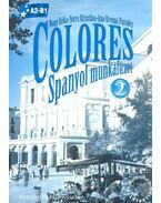 Colores 2 CD melléklettel - munkafüzet