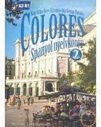 Colores 2 CD melléklettel - nyelvkönyv