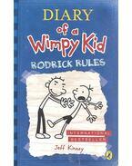 Diary of a Wimpy Kid - Rodrick Rlues
