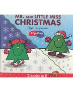 Mr. and Little Miss Christmas