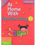 At Home with Handwriting 2 (Age 6-7)