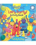 Let's Party! Activity Book