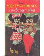 Mickey and Friends at the Supermarket