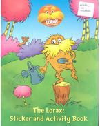The Lorax: Sticker Activity Book