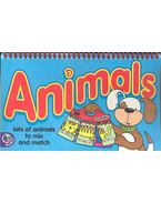 Animals - Fliipcards 2-6 years