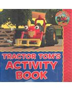 Tractor Tom's activity book