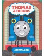 Thomas the Tank Engine Annual 2003