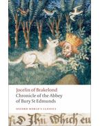 Chronicle of the Abbey of Bury St. Edmunds