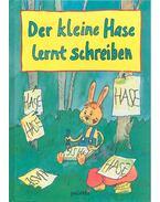 Der kleine Hase lernt Schreiben