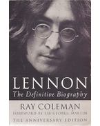 Lennon - The Definitive Biography