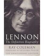 Lennon - The Definitive Biography
