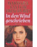 In den Wind geschrieben - Barbara Taylor BRADFORD