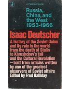 Russia, China, and the West 1953 - 1966