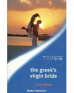 The Greek's Virgin Bride