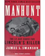 Manhunt - The 12-day Chase for Lincoln's Killer