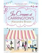 Ice Creams at Carrington's