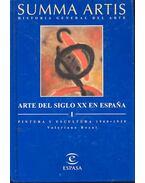 Arte del siglo XX en España I-II