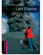 Last Chance - starter