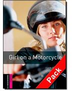 Girl on a Motorcycle Audio CD Pack - starter