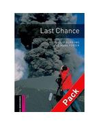 Last Chance Audio CD Pack - starter