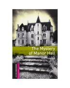 Mystery of Manor Hall - starter