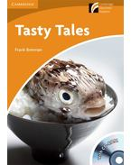 Tasty Tales - Level 4 with CD-ROM
