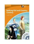 Bullring Kid and Country Cowboy - Level 4 with CD-ROM