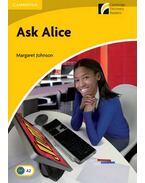 Ask Alice - Level 2