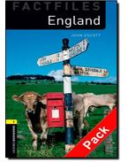 England Audio CD Pack - Stage 1