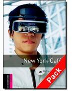 New York Café Audio CD Pack - starter
